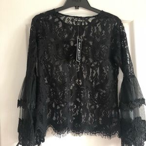 Brand new beautiful black. Size small